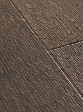 Quick-Step Majestic Дуб Пустельний Темно Коричневий Брашований. Фото 2