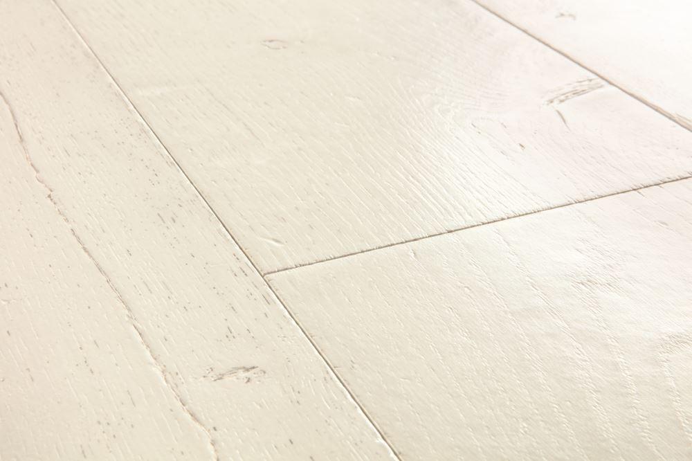 Quick-Step Signature Дуб Фарбований Білий. Фото 2