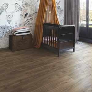 QUICK-STEP Вініл Balance Glue BAGP40027 Cottage oak dark brown. Фото 2