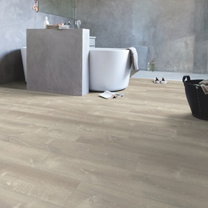 QUICK-STEP Вініл клей  PUGP40083 Sand storm oak warm grey. Фото 2