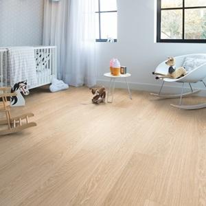 QUICK-STEP Вініл клей  PUGP40097 Pure blush oak. Фото 2